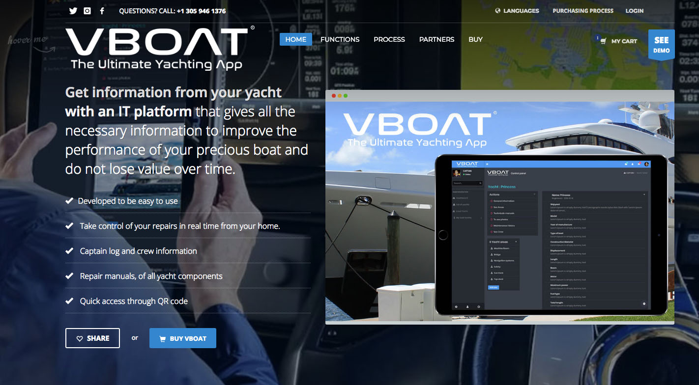 Say Hi to Vboat